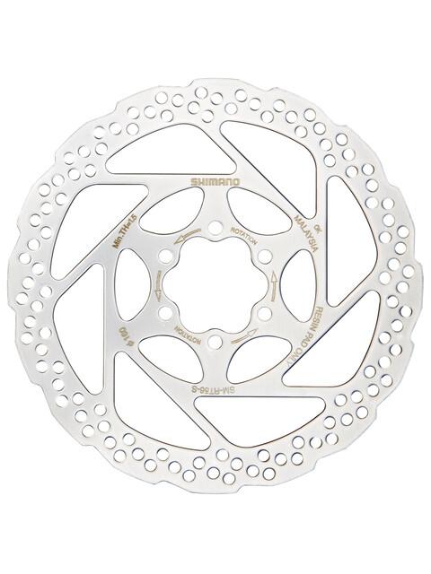 Shimano Deore SM-RT56 Brake Disc SL silver